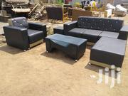 Anoited Leather Aofa | Furniture for sale in Greater Accra, Apenkwa