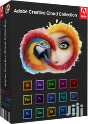 Adobe Creative Cloud Collection CC 2020 (X64) | Software for sale in Greater Accra, Dzorwulu