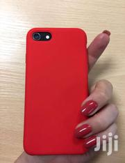Silicone Case With Microfiber Interior For iPhone Xsmax Xs X 8plus 7 | Accessories for Mobile Phones & Tablets for sale in Greater Accra, Odorkor