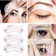 3-in-1 Eyebrow Stencil/ Shaper | Makeup for sale in Central Region, Awutu-Senya