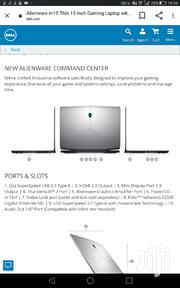 New Laptop Dell Alienware M15 8GB Intel Core i7 SSHD (Hybrid) 1T | Laptops & Computers for sale in Greater Accra, Kokomlemle
