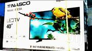 Sealed Newly Nasco 40inch Satellite TV | TV & DVD Equipment for sale in Greater Accra, Adabraka