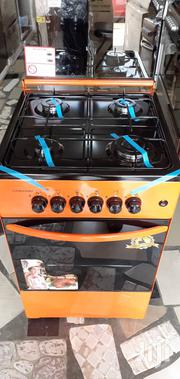 Volcano 50x50 4 Burner Gas Cooker With Oven And Grill | Restaurant & Catering Equipment for sale in Greater Accra, Accra Metropolitan