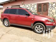 Mitsubishi Outlander 2005 2.4 GLS Automatic Red | Cars for sale in Greater Accra, North Labone