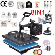 USA A3/A4 8 In 1 Heat Press Machine | Printing Equipment for sale in Greater Accra, Cantonments