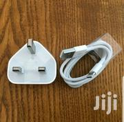 Genuine Apple iPhone 5W Plug 1M 2M Lighting to USB Charger | Accessories for Mobile Phones & Tablets for sale in Greater Accra, Achimota
