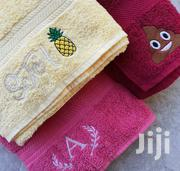 Embroidery On Towels | Other Services for sale in Greater Accra, Adabraka
