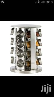 16 Jars Spice Rack Available | Restaurant & Catering Equipment for sale in Greater Accra, Accra Metropolitan