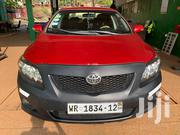 Toyota Corolla 2009 1.8 Exclusive Automatic Red | Cars for sale in Greater Accra, Ga South Municipal