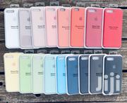 iPhone Soft Touch Silicone Case | Accessories for Mobile Phones & Tablets for sale in Brong Ahafo, Sunyani Municipal
