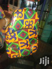 Kente Backpack | Bags for sale in Greater Accra, Achimota