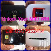 Wifi/ Mifi Unlocking And Decoding | TV & DVD Equipment for sale in Greater Accra, Dansoman