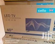 Cello Led Tv 40 Inches | TV & DVD Equipment for sale in Greater Accra, Darkuman