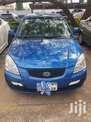 Kia Rio 2009 1.6 LX Blue | Cars for sale in Greater Accra, North Kaneshie
