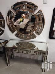Mirror With Glass Table | Home Accessories for sale in Greater Accra, Achimota
