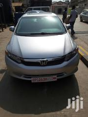 Honda Civic 2012 LX Sedan Automatic Silver | Cars for sale in Greater Accra, Dansoman