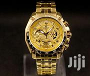 All Gold Stainless Men's Casio Chain Watch | Jewelry for sale in Greater Accra, Achimota