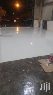 Reflective Epoxy Floor | Building & Trades Services for sale in Greater Accra, Ga East Municipal