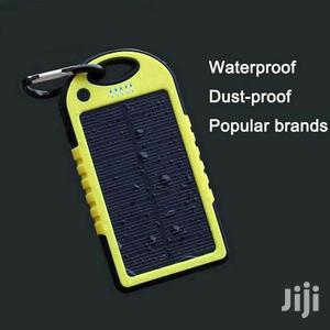 8000mah Waterproof Solar Power Bank