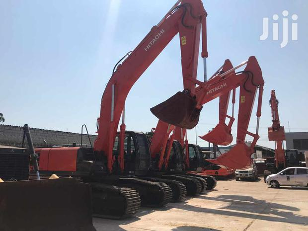 Archive: A New Excavator For Rent