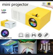 Mini Projector J9 HD Home Projector Theater Supmini Projector J9 HD | TV & DVD Equipment for sale in Central Region, Gomoa East