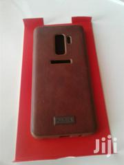 Puloka Samsung Galaxy S9plus Leather Back Case | Accessories for Mobile Phones & Tablets for sale in Greater Accra, Ga East Municipal