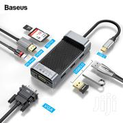 Square Desk Type C Multi-funtional Hub   Computer Accessories  for sale in Greater Accra, Osu