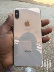 Apple iPhone XS Max 64 GB Gold   Mobile Phones for sale in Greater Accra, Abelemkpe