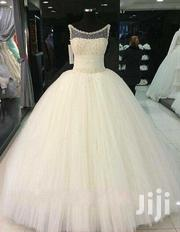 Beautiful Beaded Ball Gown | Wedding Wear for sale in Greater Accra, Korle Gonno