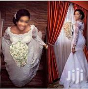 Beautiful Off- Shoulder Mermaid Gown | Wedding Wear for sale in Greater Accra, Korle Gonno