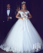 Beautiful Off-Shoulder Ball Gown | Wedding Wear for sale in Greater Accra, Korle Gonno