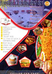 Sunshine Catering Services | Party, Catering & Event Services for sale in Ashanti, Asante Akim South