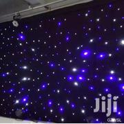 Starcloth Curtain 2m X 2m RGBW LED Star Cloth Backdrop | Stage Lighting & Effects for sale in Central Region, Cape Coast Metropolitan