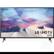 """Pure Pictures LG 43""""Smart 4K UHD Satellite Digital TV 