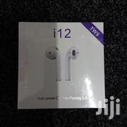 I12 Tws Apple iPhone Airpod White | Headphones for sale in Greater Accra, Old Dansoman