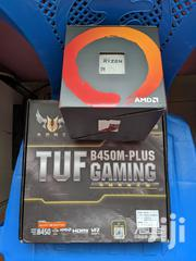 Asus B450m Gaming Plus Mobo + Ryzen 5 2600X Processor | Computer Hardware for sale in Western Region, Shama Ahanta East Metropolitan