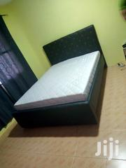 Double Bed With Mattress | Furniture for sale in Greater Accra, Chorkor