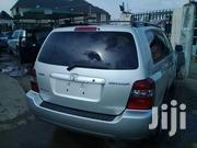 Toyota Highlander 2004 Limited V6 4x4 Silver | Cars for sale in Greater Accra, Accra Metropolitan