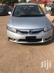 Honda Civic 2010 1.8 5 Door Automatic Silver | Cars for sale in Greater Accra, Dansoman