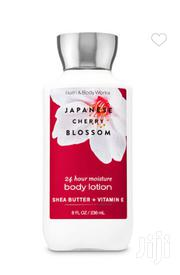 Signature Collection JAPANESE CHERRY BLOSSOM Super Smooth Body Lotion | Bath & Body for sale in Greater Accra, Okponglo