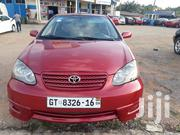 Toyota Corolla 2008 Red   Cars for sale in Greater Accra, Kwashieman
