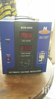 Moergold Stabilizer 8000W. | Home Appliances for sale in Greater Accra, Achimota