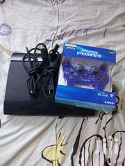 Neat Ps3 Slim With Games Loaded | Video Game Consoles for sale in Greater Accra, East Legon (Okponglo)