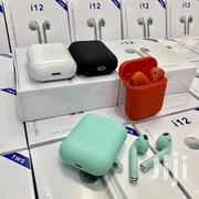 Tws I12 Airpods (Touch Sensor Control) | Headphones for sale in Greater Accra, Dzorwulu