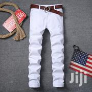 Men's White Jeans. | Clothing for sale in Greater Accra, Odorkor