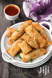 Spring Rolls And Meat Pie For Your Event | Meals & Drinks for sale in Greater Accra, Adenta Municipal