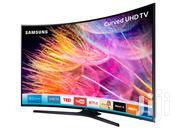 "True Colors Samsung 65""Curved Smart 4K UHD Satellite Tv Black 