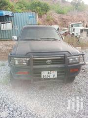 Toyota Surf 1997 Black | Cars for sale in Greater Accra, Ga South Municipal