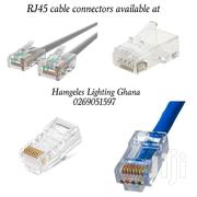 RJ45 Cable Connectors For Sale   Cameras, Video Cameras & Accessories for sale in Greater Accra, Airport Residential Area