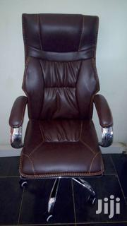 Leather Swivel Chair   Furniture for sale in Greater Accra, Tema Metropolitan